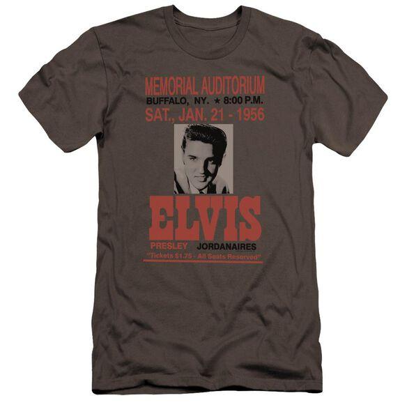 Elvis Buffalo 1956 Premuim Canvas Adult Slim Fit