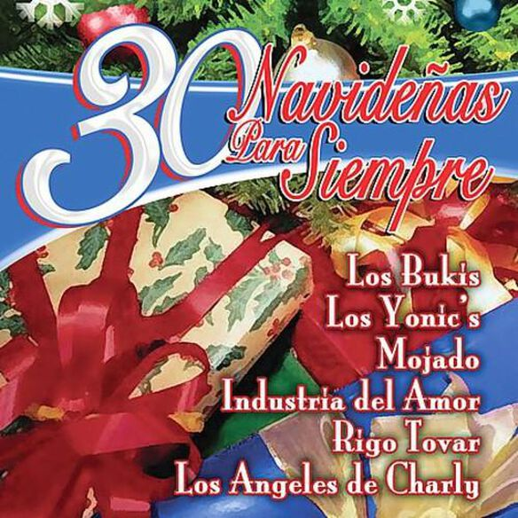 Various Artists - 30 Navidenas Para Siempre