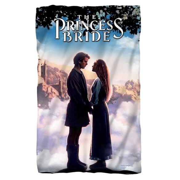 Princess Bride Storybook Love Fleece Blanket