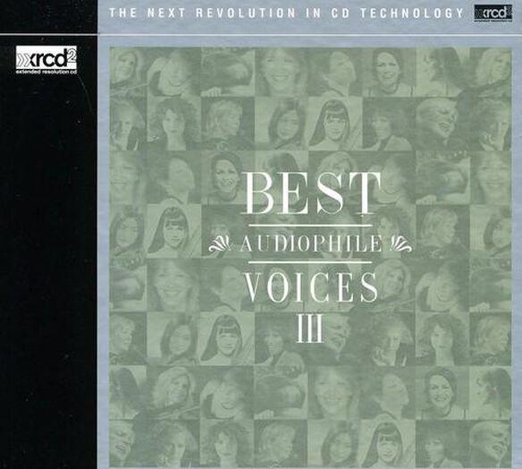 Best Audiophile Voices 3 / Various