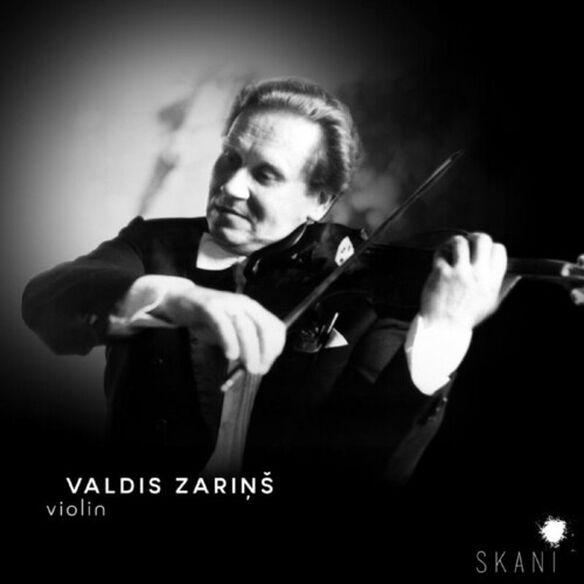 Valdis Zarins - Violin Concerti