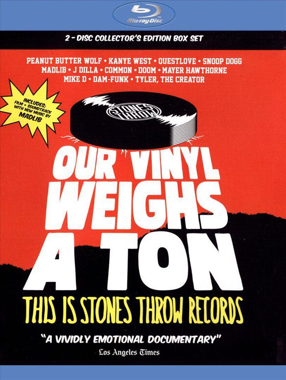 Our Vinyl Weighs A Ton / Various (Wbr)