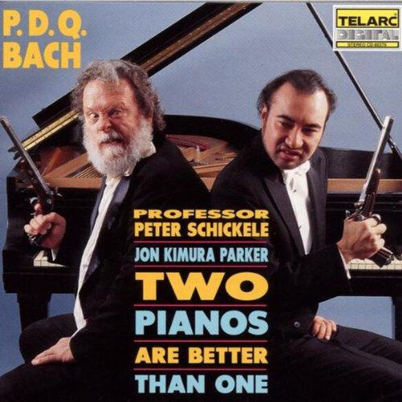 2 Pianos Are Better Than 1
