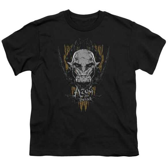 Hobbit Azog Short Sleeve Youth T-Shirt