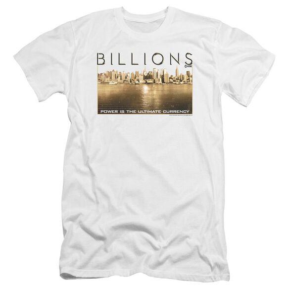 Billions Golden City Hbo Short Sleeve Adult T-Shirt