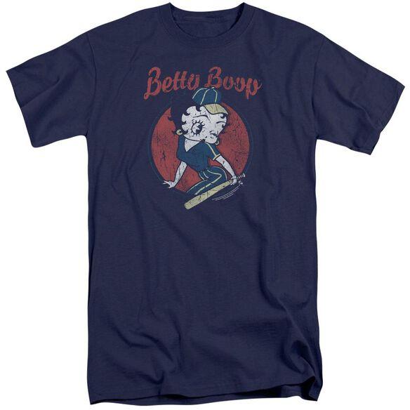 Betty Boop Team Boop Short Sleeve Adult Tall T-Shirt