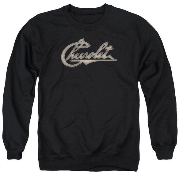 Chevrolet Chevy Script Adult Crewneck Sweatshirt