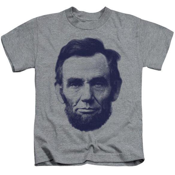 Abe Short Sleeve Juvenile Athletic T-Shirt