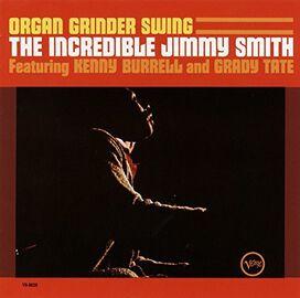 Jimmy Smith - Organ Grinder Swing