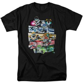 Voltron Paladins Strike Short Sleeve Adult T-Shirt
