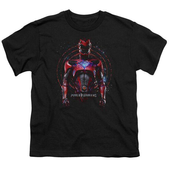 Power Rangers Red Ranger Short Sleeve Youth T-Shirt