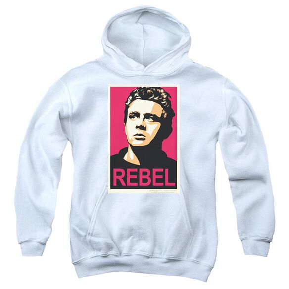 Dean Rebel Campaign Youth Pull Over Hoodie