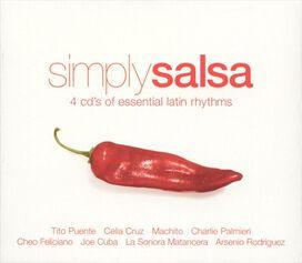 Various Artists - Simply Salsa [Box Set]