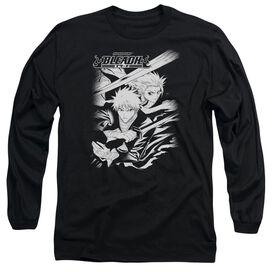 Bleach Swords Long Sleeve Adult T-Shirt