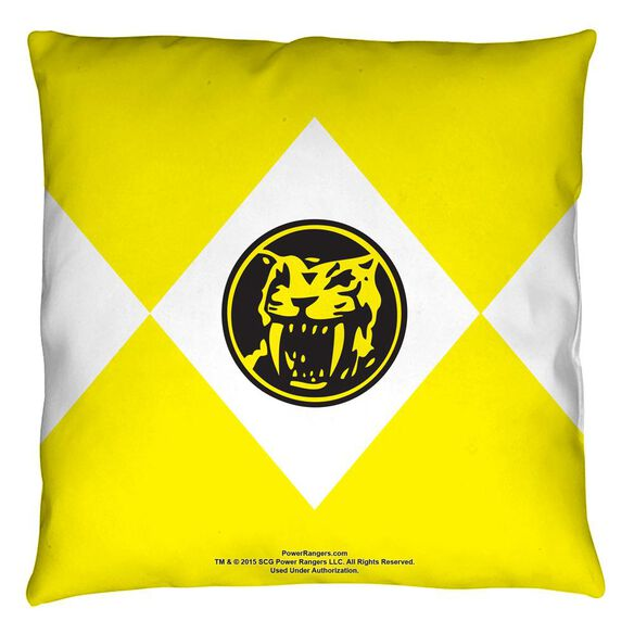 Power Rangers Yellow Ranger Throw