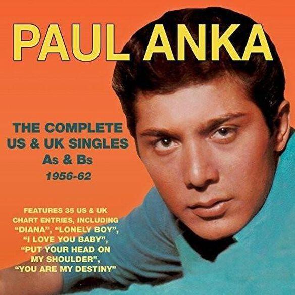 Complete Us & Uk Singles As & Bs 1956 62