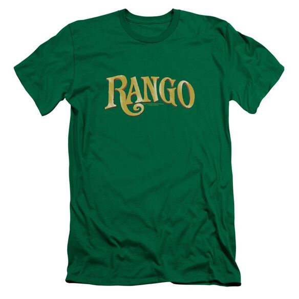 Rango Logo Premuim Canvas Adult Slim Fit Kelly