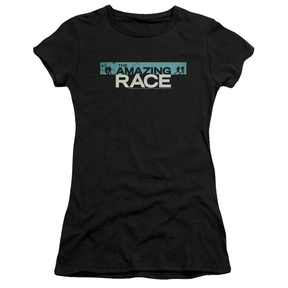 Amazing Race Bar Logo Premium Bella Junior Sheer Jersey
