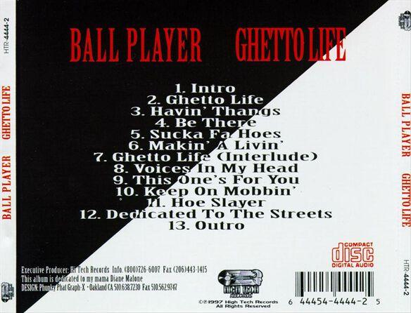 Ghetto Player 1096