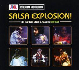 Various Artists - Salsa Explosion!: The New York Salsa Revolution 1969-1979