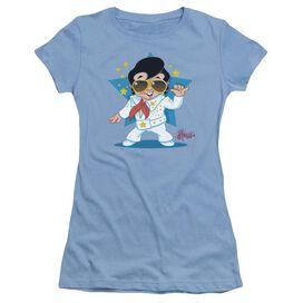 Elvis Jumpsuit Short Sleeve Junior Sheer Carolina T-Shirt