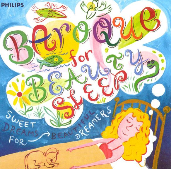 Baroque For Beauty Sleep / Various