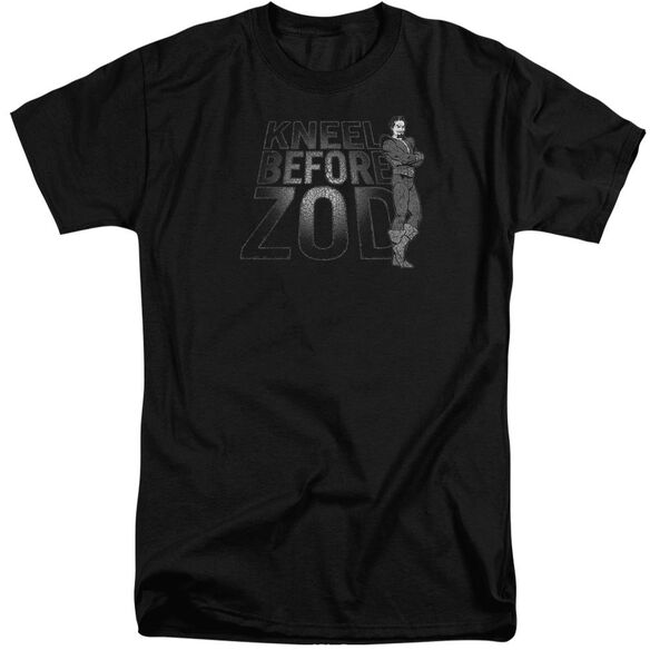 Dc Kneel Zod Short Sleeve Adult Tall T-Shirt