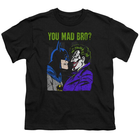 Dc Mad Bro Short Sleeve Youth T-Shirt