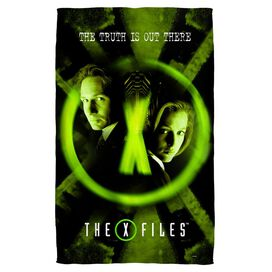 X Files Trust No One Towel