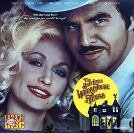 Various Artists - The Best Little Whorehouse in Texas (Original Soundtrack)