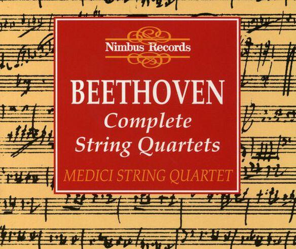 Ludwig Van Beethoven - Complete String Quartets