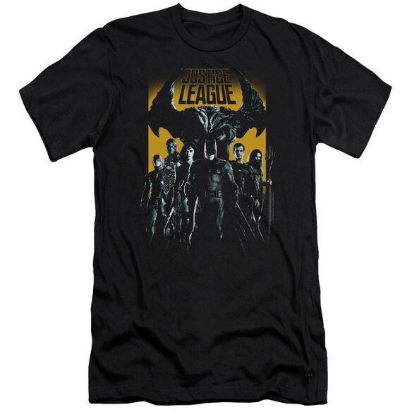 Justice League Movie Stand Up To Evil Hbo Short Sleeve Adult T-Shirt