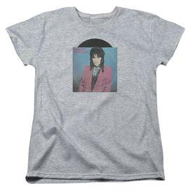 Joan Jett Rock N Roll 45 Short Sleeve Women's Tee Athletic T-Shirt