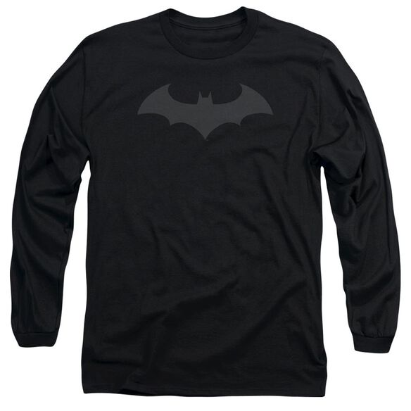 Batman Hush Logo Long Sleeve Adult T-Shirt