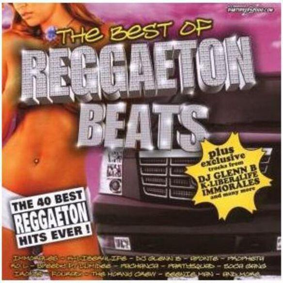 Best Of Reggaeton Beats / Various (Hol)