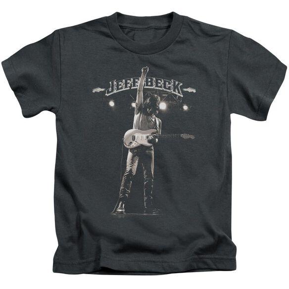 Jeff Beck Guitar God Short Sleeve Juvenile T-Shirt