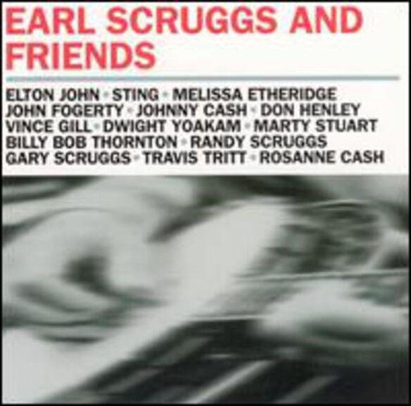 Earl Scruggs & Friends (Mod)