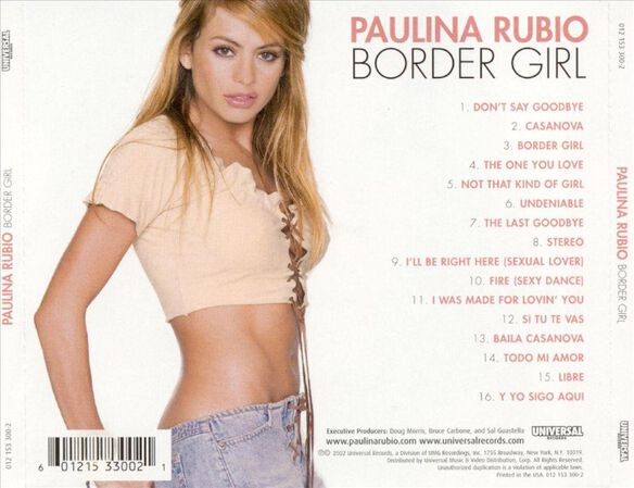 Border Girl 0602