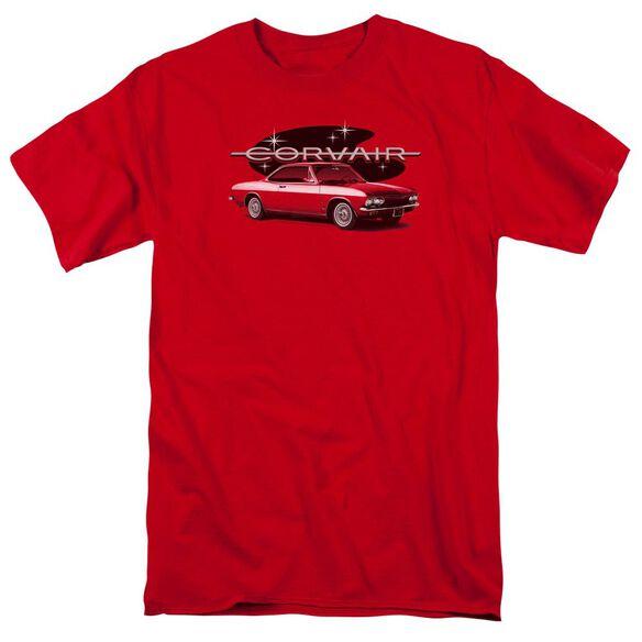 Chevrolet 65 Corvair Mona Spyda Coupe Short Sleeve Adult T-Shirt