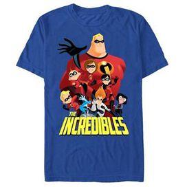 Incredibles Big Group T-Shirt