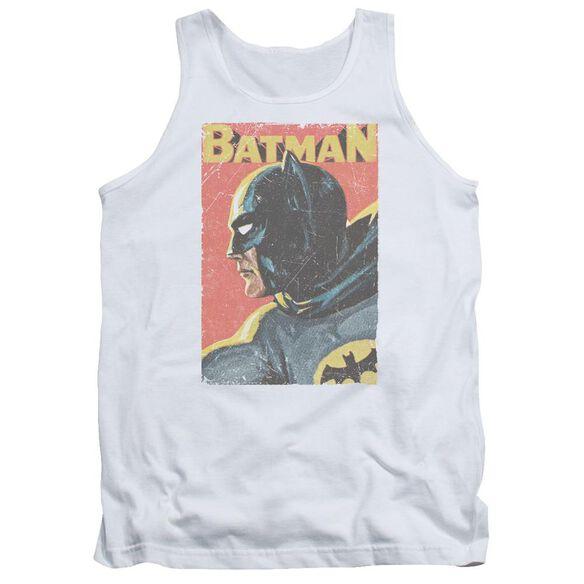 Batman Classic Tv Vintman Adult Tank
