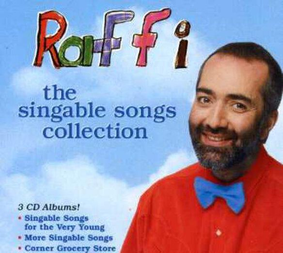 Singable Songs Collection (Box)