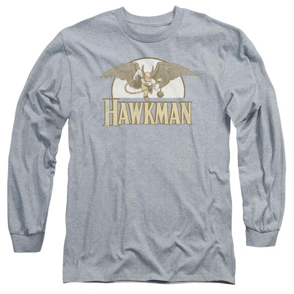 Dc Fly By Long Sleeve Adult Athletic T-Shirt