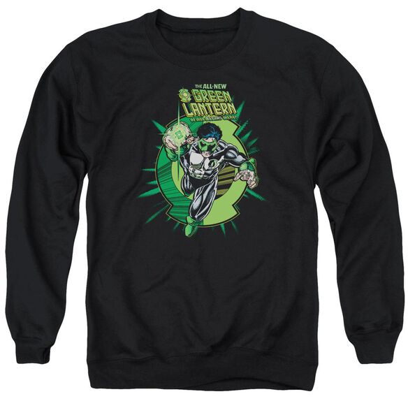 Green Lantern Rayner Cover Adult Crewneck Sweatshirt