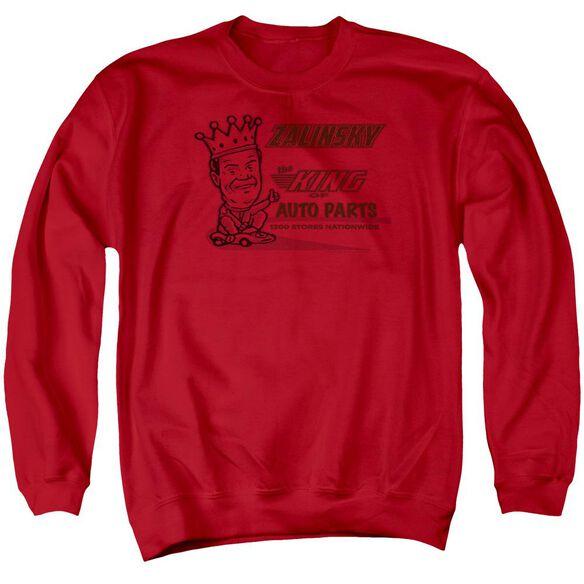 Tommy Boy Zalinsky Auto Adult Crewneck Sweatshirt