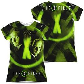 X Files Trust No One FB Sub Juniors T-Shirt