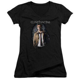 Constantine Smoker Junior V Neck T-Shirt