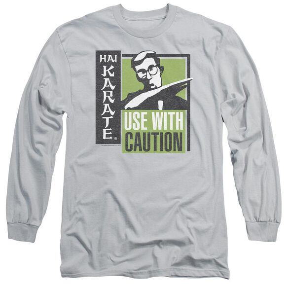 Hai Karate Karate Chop Long Sleeve Adult T-Shirt
