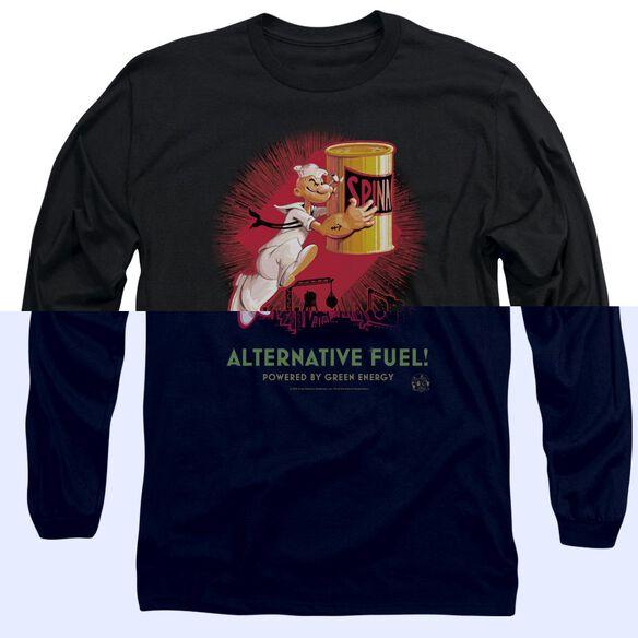 POPEYE ALTERNATIVE FUEL-L/S T-Shirt