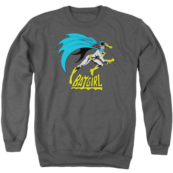 Dc Batgirl Is Hot Adult Crewneck Sweatshirt